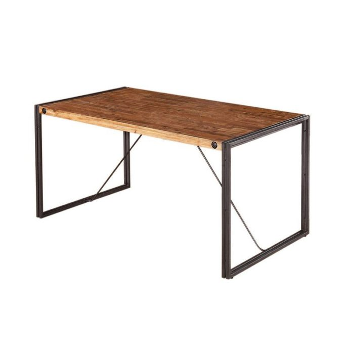 table industrielle location mobilier