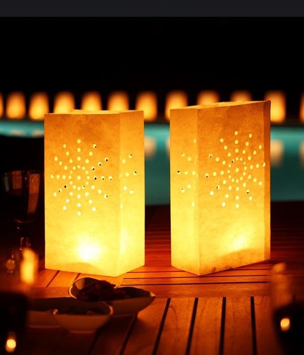 Lanterne papier